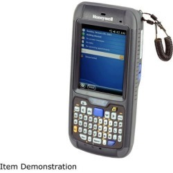 Honeywell CN75e QWERTY Ultra-rugged Handheld Mobile Computer - 1.5GHz Dual Core/2GB RAM/16GB Flash/WEH6.5/Bluetooth with Camera - CN75EQ6KC00W1100