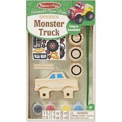 Melissa And Doug 9524 DYO Monster Truck