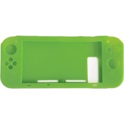 Indigo7 Authorized Nintendo Switch Silicone Console Case Grip Protector Cover - Green