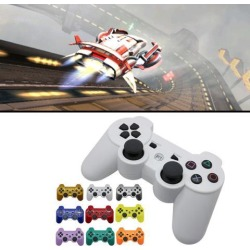 Wireless Classic Fashion Gaming Remote Controller Console Gamepad Joystick for Playstation for Sony PS3