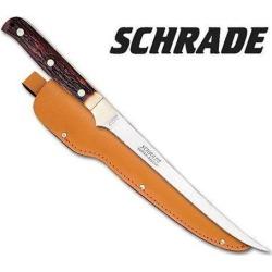 Schrade Uncle Henry Steelhead Knife 167UH