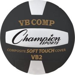 Champion Sports VB2BK - VB Pro Comp Series Volleyball