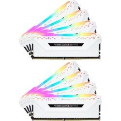 CORSAIR Vengeance RGB Pro 128GB (8 x 16GB) 288-Pin DDR4 SDRAM DDR4 3200 (PC4 25600) Desktop Memory Model CMW128GX4M8C3200C16W
