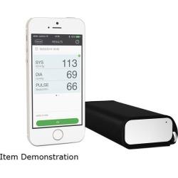 QARDIO QardioArm Wireless Blood Pressure Monitor - Arctic White