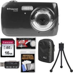 Polaroid iS126 16.1MP HD Digital Camera Kit Black