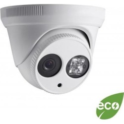 LTS CMHT2722-28 TVI HD 2MP 1080P 2.8mm Wide Angle Lens Matrix IR 131ft Outdoor Security Camera