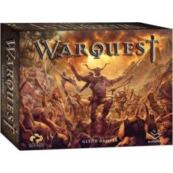 Mr. B. Games MIB1015 Warquest Board Game
