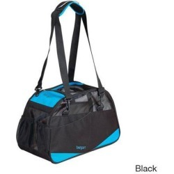 BERGAN 88667 Black BERGAN VOYAGER PET CARRIER MEDIUM / LARGE BLACK 13 X 19 X 10 found on Bargain Bro India from Newegg Canada for $95.48