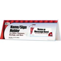 DAX N2709N4T Sign Name Holder