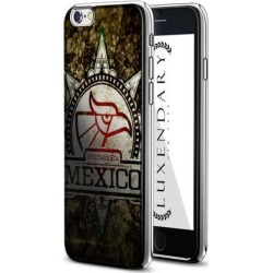 LUXENDARY MADE IN MEXICO DESIGN CHROME SERIES CASE FOR IPHONE 6/6S PLUS