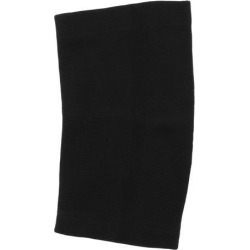 Outdoor Sport Spandex Stretch Leg Support Brace Pad Wrap Band Protector Black