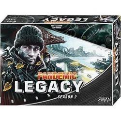 Pandemic Legacy - Season 2, Black SW (MINT/New)