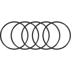 O-Rings Nitrile Rubber 92mm x 100mm x 4mm Seal Rings Sealing Gasket 5pcs