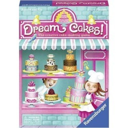Dream Cakes Game, Family Games by Ravensburger
