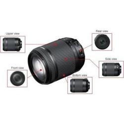 TAMRON AFB018N-700 18-200mm Di II VC All-In-One Zoom Lens - Nikon Mount, Black