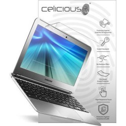 Celicious Vivid Plus Samsung Chromebook 11.6 Mild Anti-Glare Screen Protector [Pack of 2] found on Bargain Bro Philippines from Newegg Business for $18.95