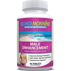 Male Enhancement Formula, Maca Root & Tongkat Ali Supplement for Men - 60 Tablets