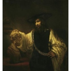 Posterazzi SAL900504 Aristotle with a Bust of Homer 1653 Rembrandt Harmensz Van Rijn found on Bargain Bro Philippines from Newegg Canada for $52.03