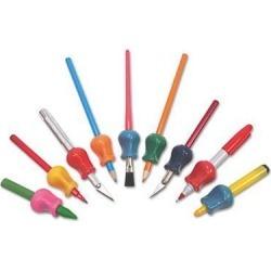 The Pencil Grip Grip Tripod 1'Wx1/2'Lx1'H AST 11112