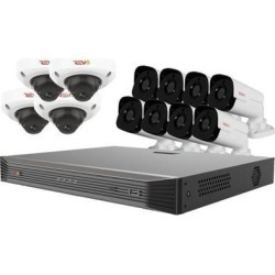Revo America RU162D4GB8GA-4T Ultra HD Audio Capable 16 Channel Surveillance System with 12 4Megapixel Cameras found on Bargain Bro India from Newegg Business for $1960.78