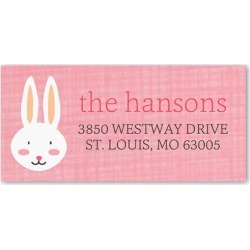 Address Labels: Some Bunny, Pink found on Bargain Bro India from shutterfly.com for $9.98