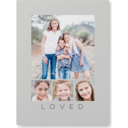Four Real Wall Art, Single piece, Metal, 30x40, Glossy, Grey found on Bargain Bro from shutterfly.com for USD $265.99