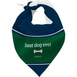 Pet Bandanas: Best in Show Bold Border Bandana, Green found on Bargain Bro from shutterfly.com for USD $11.39