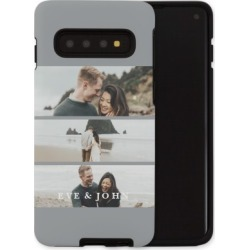 Samsung Galaxy Cases: Gallery of Three Samsung Galaxy Case, Silicone liner case, Glossy, Galaxy S10, Multicolor, Phone Case found on Bargain Bro India from shutterfly.com for $57.99