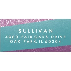 Address Labels: Textured Layers, Pink found on Bargain Bro India from shutterfly.com for $9.98