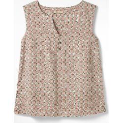 Orelia Linen Vest WHITE PRINT, 38 found on MODAPINS from white stuff de for USD $44.07