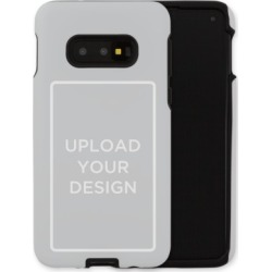 Samsung Galaxy Cases: Upload Your Own Design Samsung Galaxy Case, Silicone liner case, Matte, Galaxy S10E, Multicolor, Phone Cas found on Bargain Bro India from shutterfly.com for $57.99