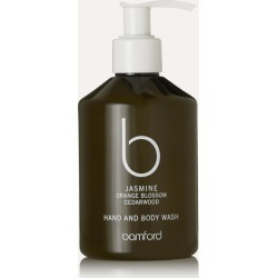 Bamford - Jasmine Hand & Body Wash, 250ml - one size found on Makeup Collection from NET-A-PORTER UK for GBP 25.68