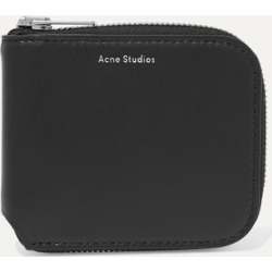 Acne Studios - Kei S Leather Wallet - Black found on Bargain Bro Philippines from NET-A-PORTER for $210.00