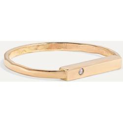 Melissa Joy Manning - + Net Sustain 14-karat Gold Diamond Ring - 6