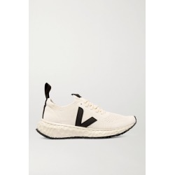 Rick Owens - + Veja Vegan-leather Trimmed V-knit Sneakers - White found on Bargain Bro UK from NET-A-PORTER UK