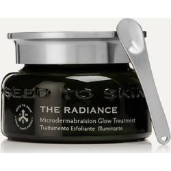 Seed to Skin - The Radiance Microdermabrasion Glow Treatment, 50ml - Colorless