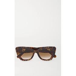 Fendi - Cat-eye Tortoiseshell Acetate Sunglasses - one size found on Bargain Bro UK from NET-A-PORTER UK