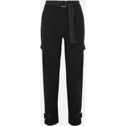 Holzweiler - Skunk Belted Crepe Cargo Pants - Black found on Bargain Bro UK from NET-A-PORTER UK
