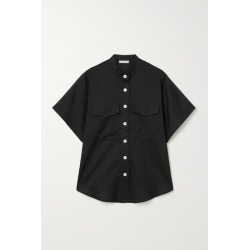 MATIN - Cotton-voile Shirt - Black found on Bargain Bro Philippines from NET-A-PORTER for $240.00