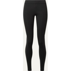The Row - Relma Stretch-scuba Leggings - Black