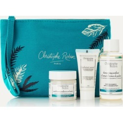 Christophe Robin - Detox Hair Ritual Travel Kit - one size found on Makeup Collection from NET-A-PORTER UK for GBP 40.34