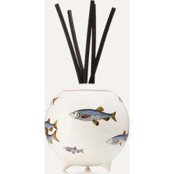 Fornasetti - Sardine Bianco Diffusing Sphere - one size found on Makeup Collection from NET-A-PORTER UK for GBP 363.52