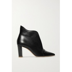 Malone Souliers - Clara 70 Leather Ankle Boots - Black