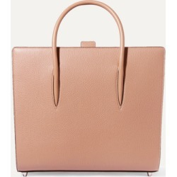 Christian Louboutin - Paloma Large Spiked Leather Tote - Beige found on Bargain Bro UK from NET-A-PORTER UK
