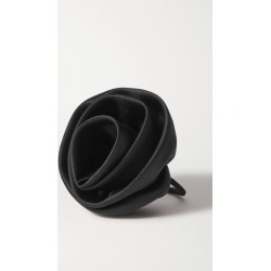 Sophie Buhai - + Net Sustain Satin Hair Tie - Black found on Makeup Collection from NET-A-PORTER UK for GBP 194.56