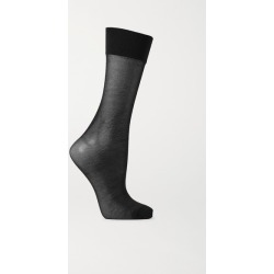 Maria La Rosa - Stretch-knit Socks - Black found on Bargain Bro India from NET-A-PORTER for $16.40