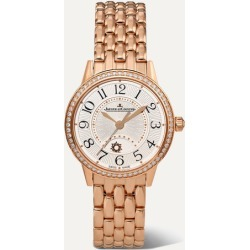 Jaeger-LeCoultre - Rendez-vous Night & Day 29mm Small Rose Gold And Diamond Watch found on Bargain Bro Philippines from NET-A-PORTER for $32500.00