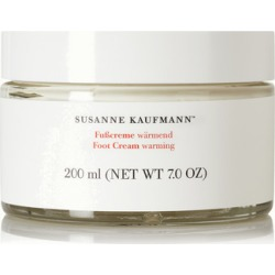 Susanne Kaufmann - Warming Foot Cream, 200ml - Colorless found on Makeup Collection from NET-A-PORTER for GBP 44.45