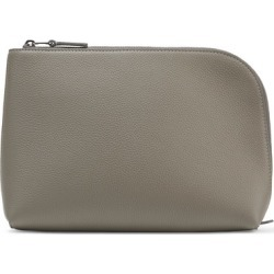 The Row - Textured-leather Pouch - Sage green found on Bargain Bro Philippines from NET-A-PORTER for $850.00