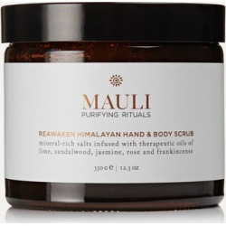 Mauli Rituals - Reawaken Himalayan Hand & Body Scrub, 350g - one size found on Makeup Collection from NET-A-PORTER UK for GBP 63.1